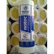 Минеральная вата ISOVER ISOTEC MAT-AL (50*1200*5000) 6 м2