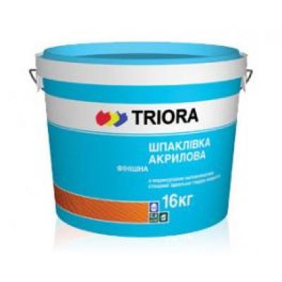 Финишная шпатлевка TRIORA, 16 кг