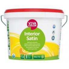Шелковисто-матовая краска для стен Interior Satin 0,9 л
