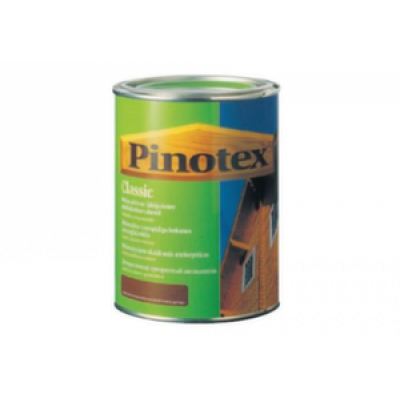 Лазурь Pinotex classic 1 л