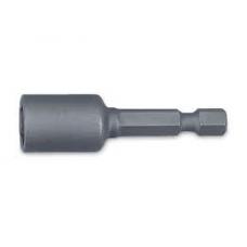 """Насадка магнитная для саморезов М12х65мм, 1/4"""", S2 (5 шт в блистере) (ТМ MAXIDRILL)"""