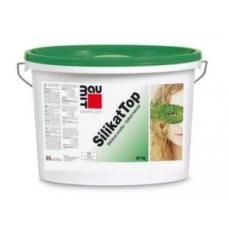 Силикатная штукатурка Baumit SilikatTop/Baumit SilikatPutz (25 кг)