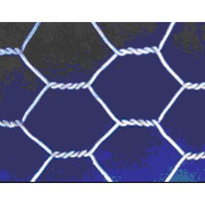 Сетка проволочная крученая с шестиугольной ячейкой (ШТУКАТУРНАЯ) оцинкованая 38х38 d=0.6