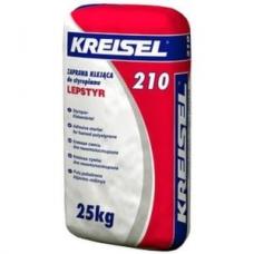 Клей для пенопласта Kreisel 210 (25 кг)
