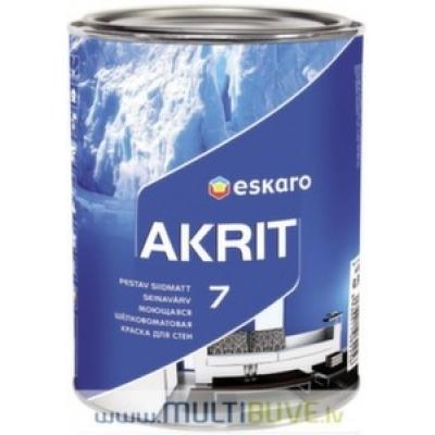Краска Eskaro Akrit-7 A 2.85 л