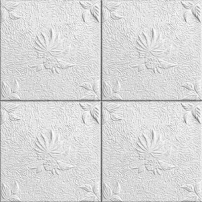 Потолочная плита РОМСТАР 32 30 м2 белая