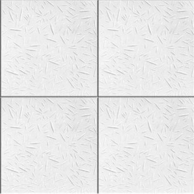 Потолочная плита РОМСТАР 27 30 м2 белая