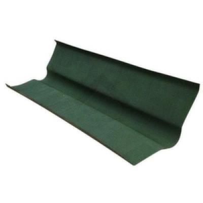 Ендова Ондулин 0.9 м зеленая