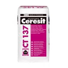 Штукатурка камешковая Ceresit CT 137 (зерно 2.5) (25кг)