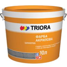 Краска для шифера TRIORA, 10 л