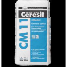 Ceresit CM 11 Клей для плитки (25кг) (Церезит СМ 11)