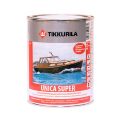 Tikkurila Уника Супер - Unica Super 2,7 л