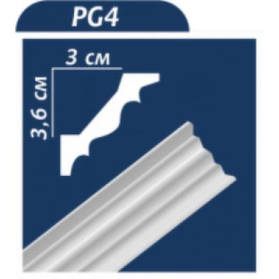 плинтус Premium PG-4