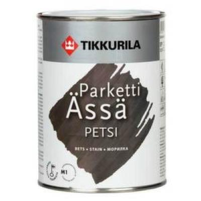 Tikkurila Parketti - Assa Морилка (лак для пола) 2,7 л