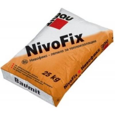 Baumit NivoFix/WDVS Kleber Клеевая смесь (25 кг)
