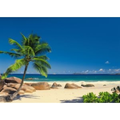 Фотообои Komar Scenics Seychellen