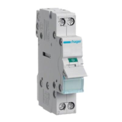 Автоматический выключатель HAGER In=32 А, 1п, С, 6 kA, 1м