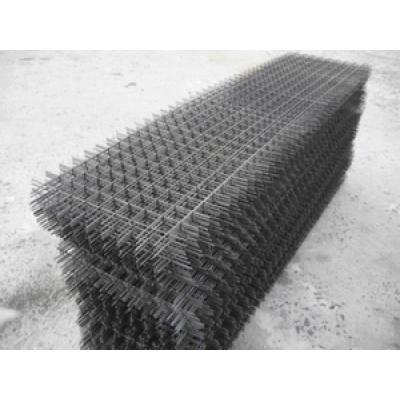 Сетка СВАРНАЯ для армирования бетонных, цементно-песчаных стяжек (армирования полов, перекрытий) (м2) 100х100мм, d=3мм
