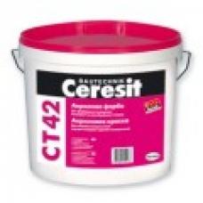 Акриловая краска Ceresit CT42 (10 л)