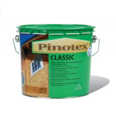 Лазурь Pinotex classic 3 л