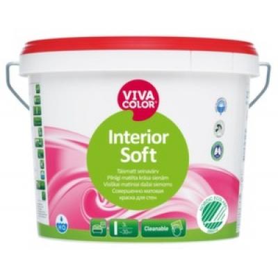Матовая краска Viva Color Interior Soft 9 л