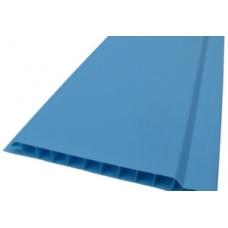 Вагонка пластиковая Кремовая, Салатовая, Голубая 10x600 (м2)