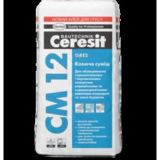Клей для облицовки Ceresit CM 12 (25 кг)