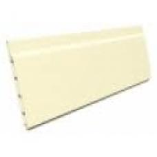 Вагонка пластиковая БЛ-100 Белая универсальная 10х600 (м2)