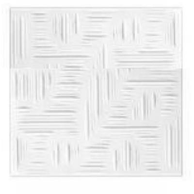 Потолочная плита Romstar 8 30 м2 белая
