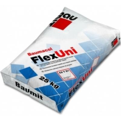 Клей для плитки Baumaсol FlexUni (25 кг)