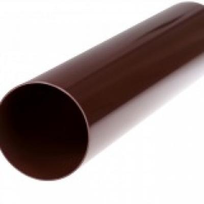 Труба водосточная D=75 L=4м (п.м)