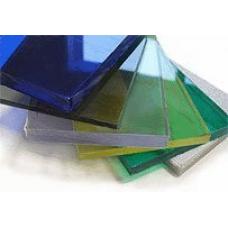 Монолитный поликарбонат 2,05 х 3,05, толщина 10, прозрачный (м2)