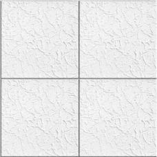 Потолочная плита Romstar 36 30 м2 белая
