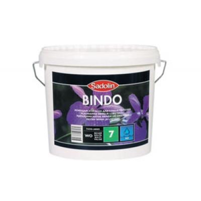 Краска Sadolin Bindo 7 WO матовая 5 л
