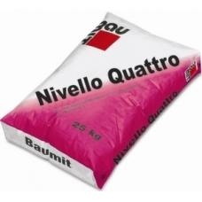 Baumit Nivello Quattro Самовыравнивающаяся смесь (25 кг)