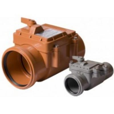 Клапан обратный D50