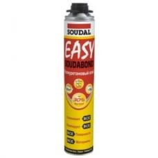 Пена-Клей Soudal Easy 750 мл (под пистолет)