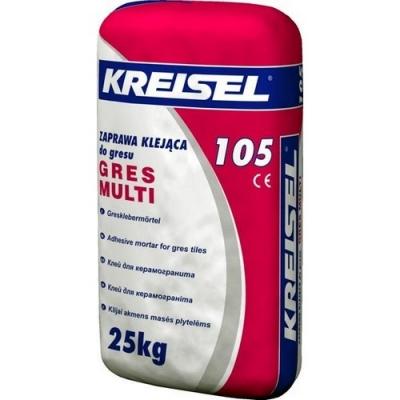 Клей для керамогранита Kreisel 105 (25 кг)