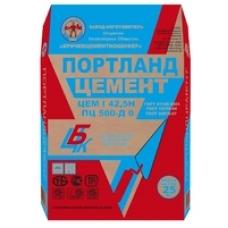 Цемент ПЦ 500 - D0 25кг