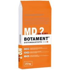 ТМ Ботамент MD 2 The Blue 1- двухкомпонентная эластичная гидроизоляция специального назначения