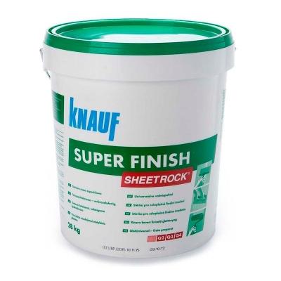 Шпаклевка Knauf Sheetrock Super Finish 25 кг