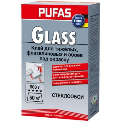 Клей Pufas Euro 3000 Glass для стеклообоев 500 г