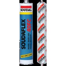 Быстроотверждающийся клей-герметик SOUDAFLEX 40FC 600 мл